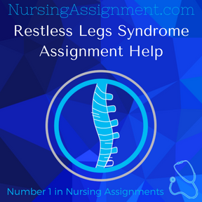 Restless Legs Syndrome Assignment Help