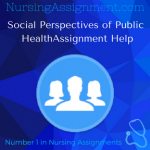 Social Perspectives of Public Health