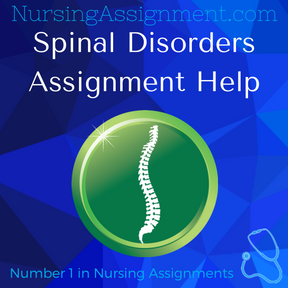 Spinal Disorders Assignment Help