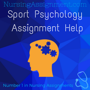 Sport Psychology Assignment Help