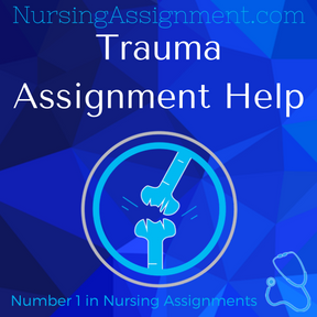 Trauma Assignment Help