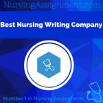 Best Nursing Writing Company