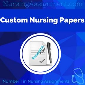 What Kind of Nursing Research Paper Help We Offer