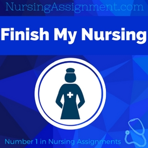 Finish My Nursing Assignment Help