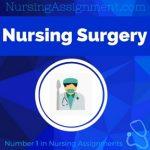 Nursing Surgery