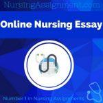 Online Nursing Essay