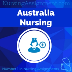 Australia Nursing Assignment Help