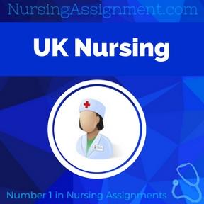 UK Nursing Assignment Help