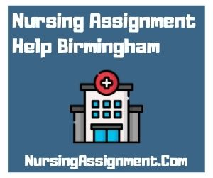 Nursing Assignment Help Birmingham