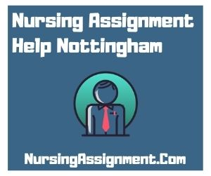 Nursing Assignment Help Nottingham