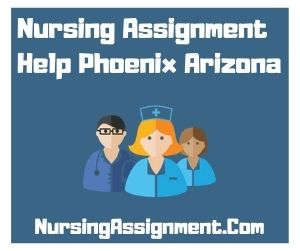 Nursing Assignment Help Phoenix Arizona