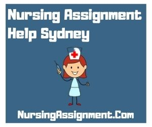 Nursing Assignment Help Sydney