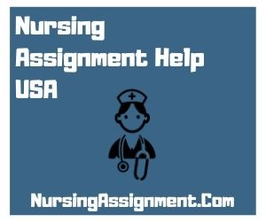Nursing Assignment Help USA