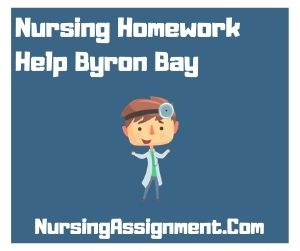 Nursing Homework Help Byron Bay