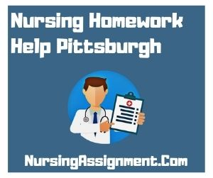Nursing Homework Help Pittsburgh