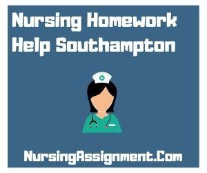 Nursing Homework Help Southampton