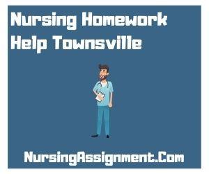 Nursing Homework Help Townsville