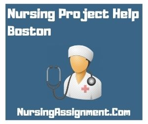 Nursing Project Help Boston