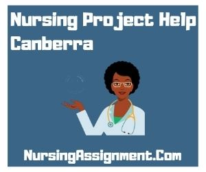 Nursing Project Help Canberra