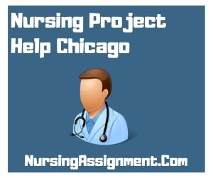 Nursing Project Help Chicago