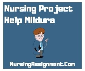 Nursing Project Help Mildura