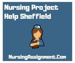 Nursing Project Help Sheffield