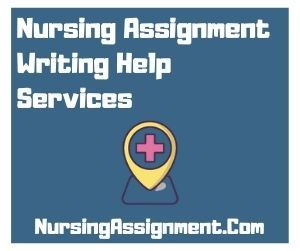 Nursing Assignment Writing Help Services